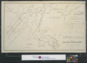 Primary view of object titled 'Plan of Lynn Harbor and Beach.'.