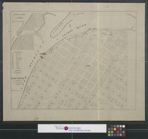 Primary view of object titled 'City of Saint Joseph: Berrien County, Michigan.'.