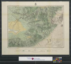 Primary view of object titled 'Land classification map of part of southern California : Atlas sheet No. 73 (A).'.