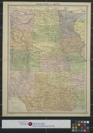 United States: IV. Central [from Mississippi River to Rocky ...