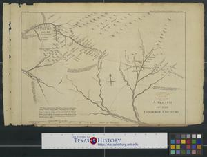 Primary view of A sketch of the Cherokee country