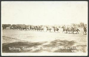 Primary view of object titled '[Cavalry Drilling Exercise #2]'.