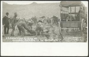 Primary view of object titled '[Field Ambulance]'.