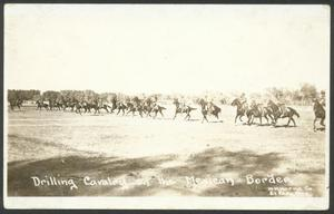 Primary view of object titled '[Cavalry Drilling Exercise #1]'.