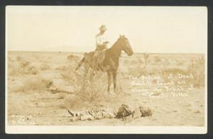 Primary view of object titled '[Body of Dead Bandit]'.