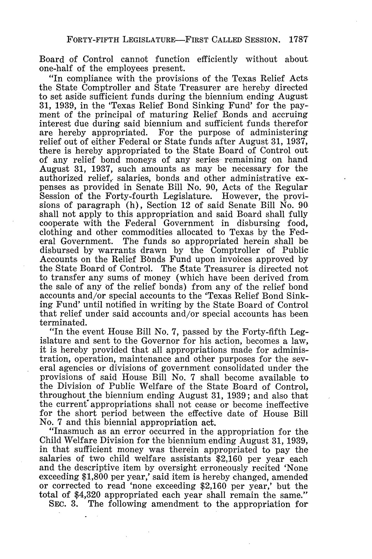 The Laws of Texas, 1937-1939 [Volume 31]                                                                                                      [Sequence #]: 59 of 1313