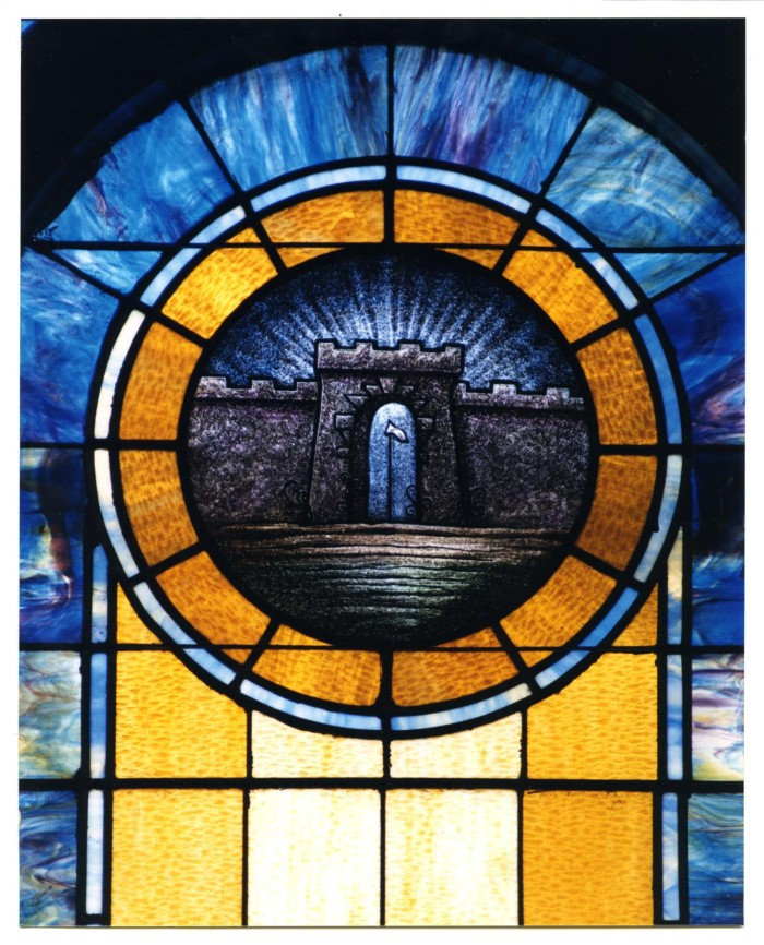 glass window pane clipart stained glass window pane of city gates stained the portal to texas history