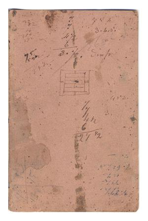 Primary view of [Ledger book, 1844-1845]