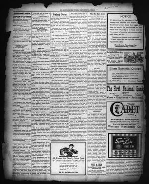 The Schulenburg Sticker (Schulenburg, Tex.), Ed. 1 Friday, August 27, 1915