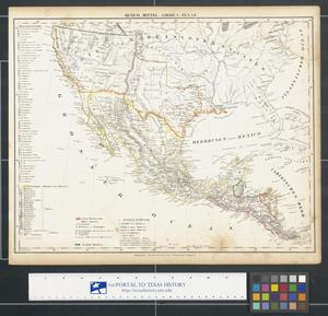 Primary view of object titled 'Mexico, Mittel-America, Texas'.