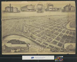 Wichita Falls, Texas, 1890