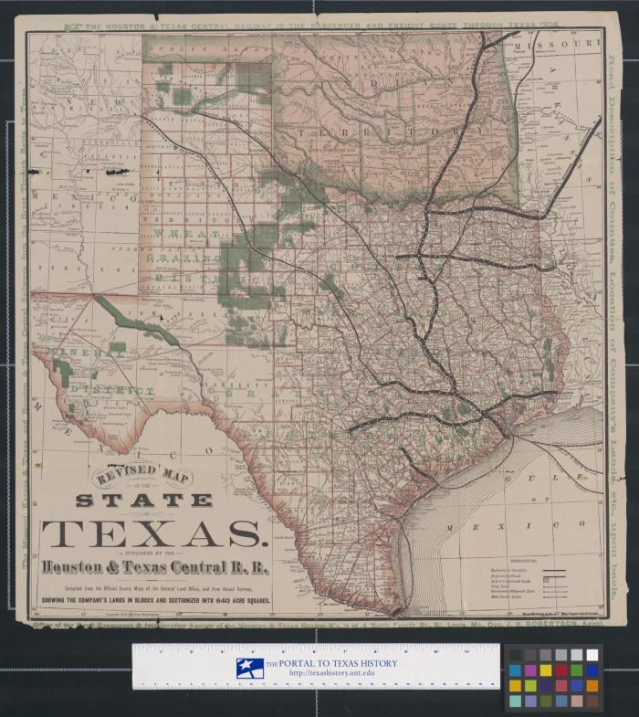 Freer Texas Map%0A Image available on the Internet and included in accordance with Title     U S C  Section