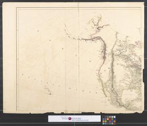 Primary view of Map of America [Sheet 1].