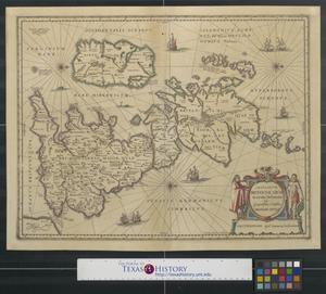 Primary view of Insularum Britannicarum.