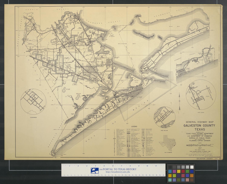 General highway map Galveston County Texas - The Portal to ... on lajitas map, ville platte map, corpus christi map, kiva map, abilene map, ga ga map, balmorhea map, almeda mall map, laredo map, austin map, gautier map, gary city map, baltimore map, texas map, san jose island map, houston map, southside place map, san antonio map, elsa map, san francisco map,