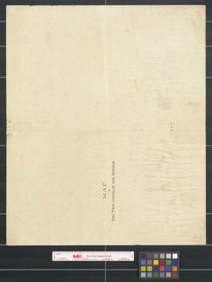 Plano de Matamoros y Brownsville - The Portal to Texas History