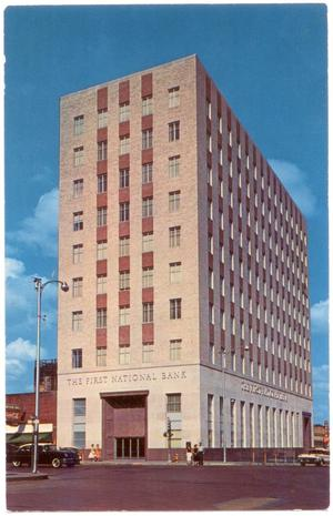 Primary view of object titled 'East Texas Skyscraper'.