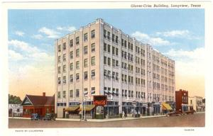 Primary view of object titled 'Glover-Crim Building'.