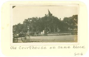 Primary view of object titled '[Gregg County Courthouse]'.