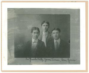 Primary view of object titled '[Young Men of Longview]'.