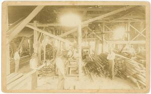 Primary view of object titled '[Longview Sawmill]'.