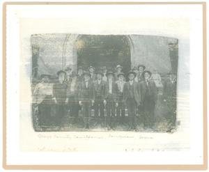 Primary view of object titled '[Confederate Veterans of Gregg County]'.