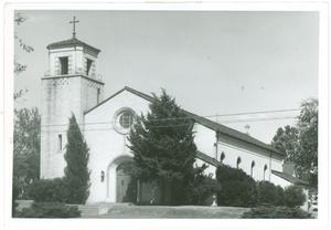 Primary view of object titled '[St. Anthony Catholic Church]'.