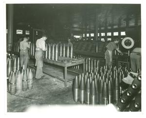 Primary view of object titled '[LeTourneau Munitions, Inc.]'.