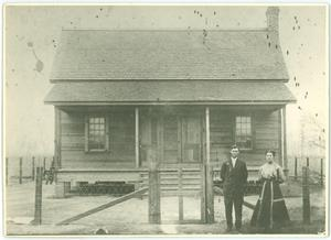 Primary view of object titled '[Longview Home]'.