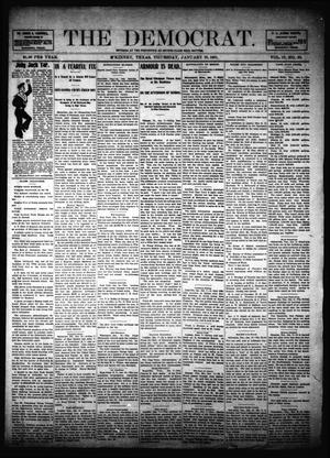 The Democrat. (McKinney, Tex.), Vol. 17, No. 50, Ed. 1 Thursday, January 10, 1901