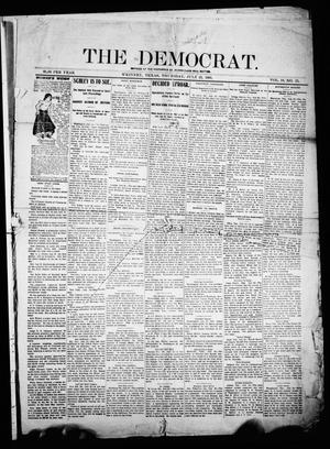 The Democrat. (McKinney, Tex.), Vol. 18, No. 25, Ed. 1 Thursday, July 25, 1901