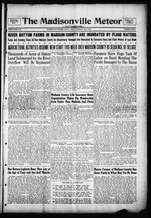 The Madisonville Meteor - And Commonwealth - (Madisonville, Tex.), Vol. 36, No. 11, Ed. 1 Thursday, June 6, 1929