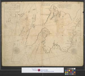 Primary view of object titled 'A chart shewing [sic.] part of the sea coast of Newfoundland from ye Bay of Bulls to Little Plecentia.'.