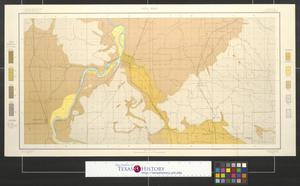Primary view of object titled 'Soil map, Oregon, Salem sheet'.