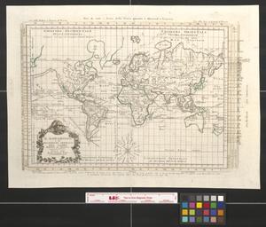 Primary view of Il mappamondo sia descrizione generale del globo.
