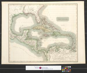 Primary view of West Indies.