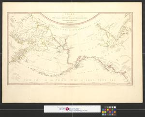 Primary view of object titled 'Chart of the N.W. coast of America and the N.E. coast of Asia, explored in the years 1778 and 1779'.