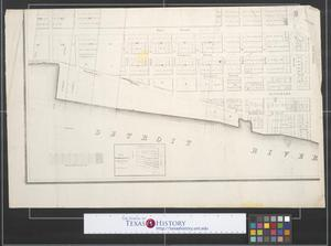 Primary view of object titled '[Detroit, Michigan, Sheet 1].'.