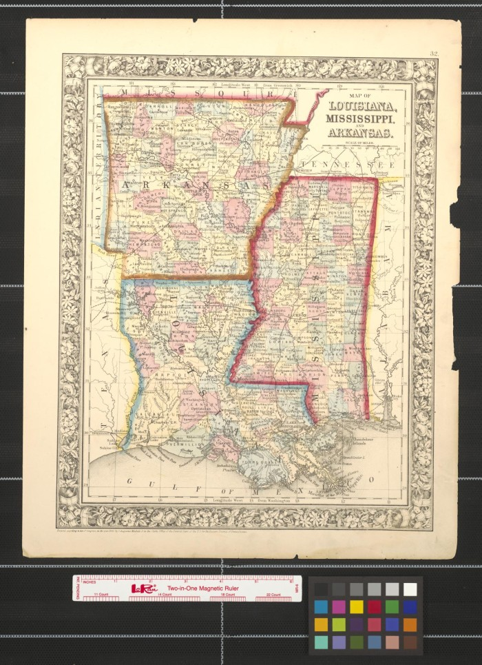 Map Of Texas Louisiana And Mississippi.Map Of Louisiana Mississippi And Arkansas The Portal To Texas