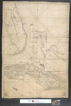 Primary view of object titled 'The peninsula and gulf of Florida, or New Bahama Channel, with the Bahama Islands.'.