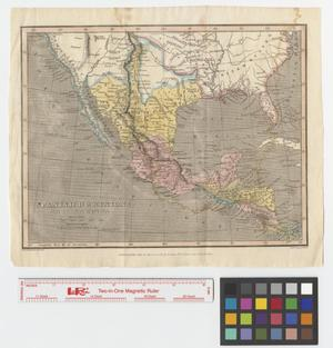 Primary view of object titled 'Spanish Dominions in N. America.'.