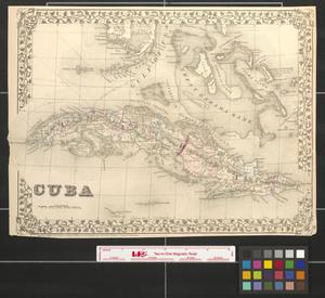 Primary view of object titled 'Cuba.'.