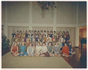 Primary view of object titled 'Alpha Xi Delta Group Photo'.