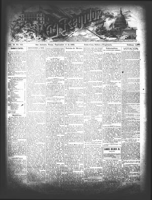 El Regidor. (San Antonio, Tex.), Vol. 16, No. 731, Ed. 1 Thursday, September 3, 1903