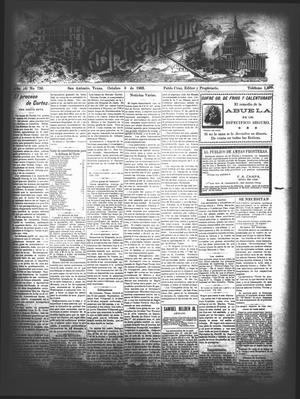 El Regidor. (San Antonio, Tex.), Vol. 16, No. 736, Ed. 1 Thursday, October 8, 1903