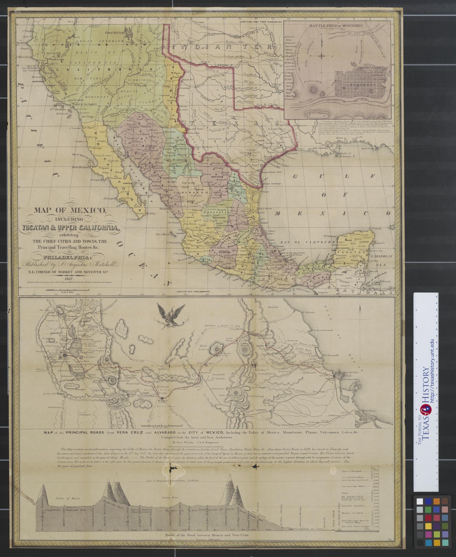 19 best MONTERREY ANTIGUO images on Pinterest | History ... |Old Monterrey Mexico Map