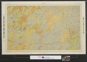 Primary view of object titled 'Soil map, North Carolina, Asheville sheet.'.