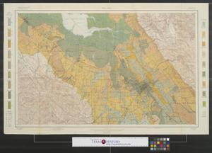 Primary view of object titled 'Soil map, California, San Jose sheet.'.