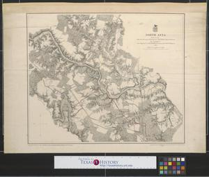 Primary view of North Anna [Virginia] : From surveys.