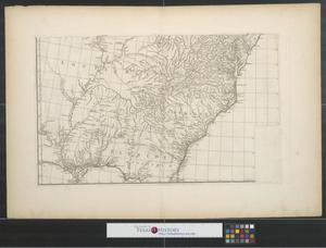 Primary view of Canada, Louisiane et terres angloises [Sheet 3].